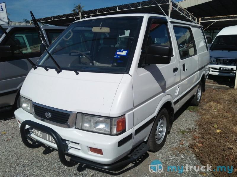 2007 nissan vanette vpc22efup 1 950kg in kedah manual for rm22 000 rh mytruck my 2002 Nissan Vanette Nissan Vanette 1988
