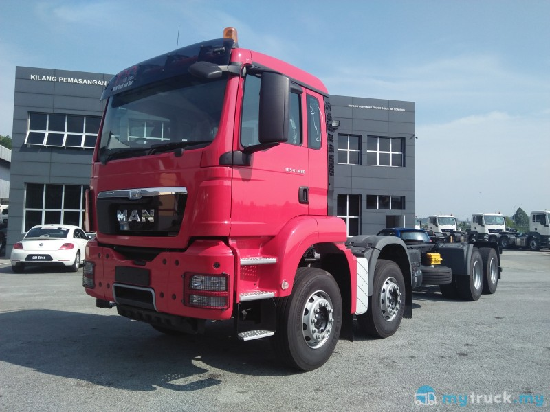 MAN Trucks for Sale in Malaysia - mytruck.my
