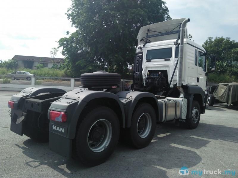 2016 MAN TGS 33 440 6X4 Prime Mover 33,000kg in Selangor Manual for