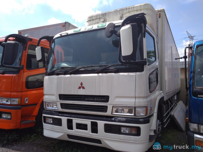 2017 Mitsubishi-fuso Fuso Super Great  24 000kg In Selangor Manual For Rm0