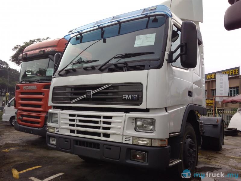 2003 Volvo Trucks Fm12 420 24 000kg In Selangor Manual For Rm0 Mytruck My