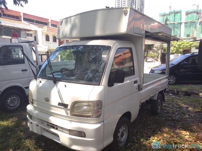 2017 Daihatsu HIJET 2100kg In Selangor Manual For RM31000