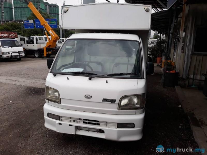 2017 Daihatsu HIJET 1800kg In Selangor Manual For RM31000