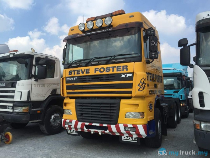 DAF Trucks for Sale in Malaysia - mytruck.my