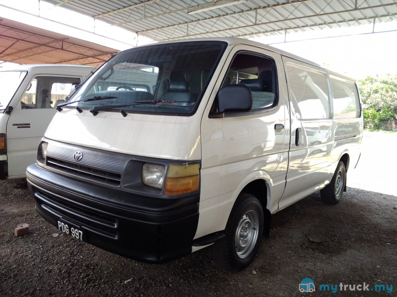 1996 toyota hiace 2 700kg in kedah manual for rm20 000 mytruck my rh mytruck my toyota hiace 1996 manual toyota hiace 1996 manual