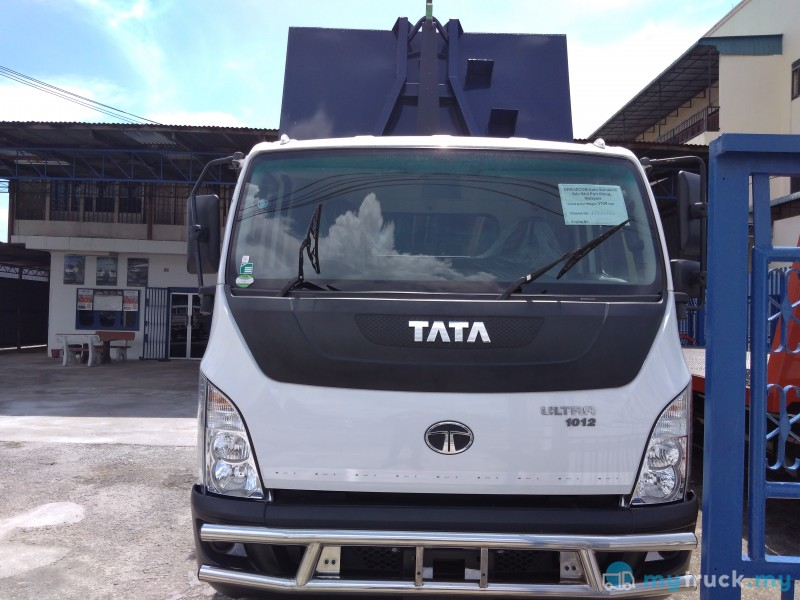 2017 Tata Ultra 1012 10,400kg in Penang Manual for RM0