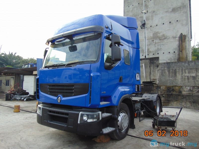 2018 renault premium 37 000kg in selangor manual for rm0. Black Bedroom Furniture Sets. Home Design Ideas