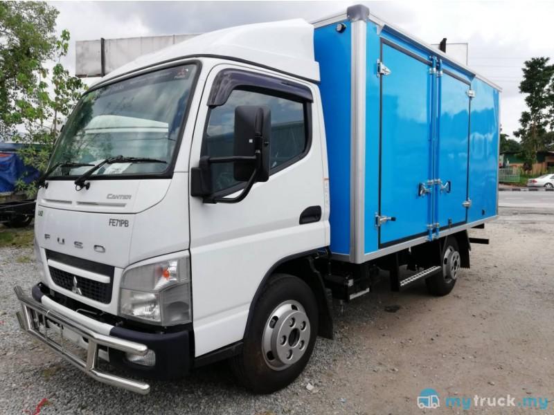 2018 Mitsubishi Fuso 71pb 4 500kg In Selangor Manual For Rm84 000