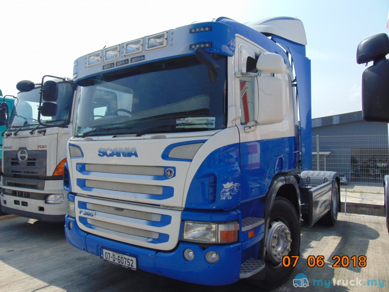 Scania Trucks for Sale in Malaysia - mytruck my