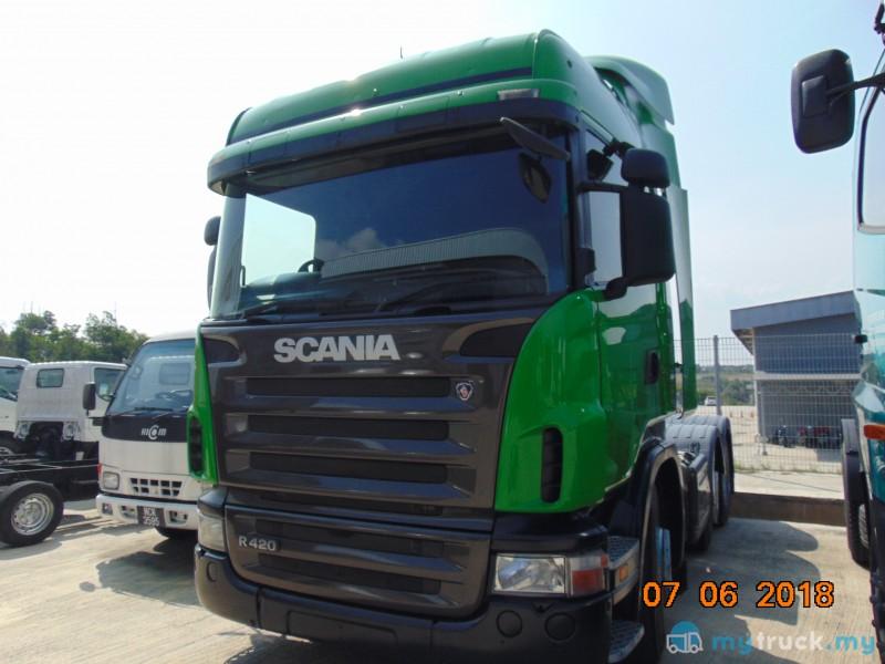 2018 Scania R420 39,000kg in Negeri Sembilan Manual for RM0