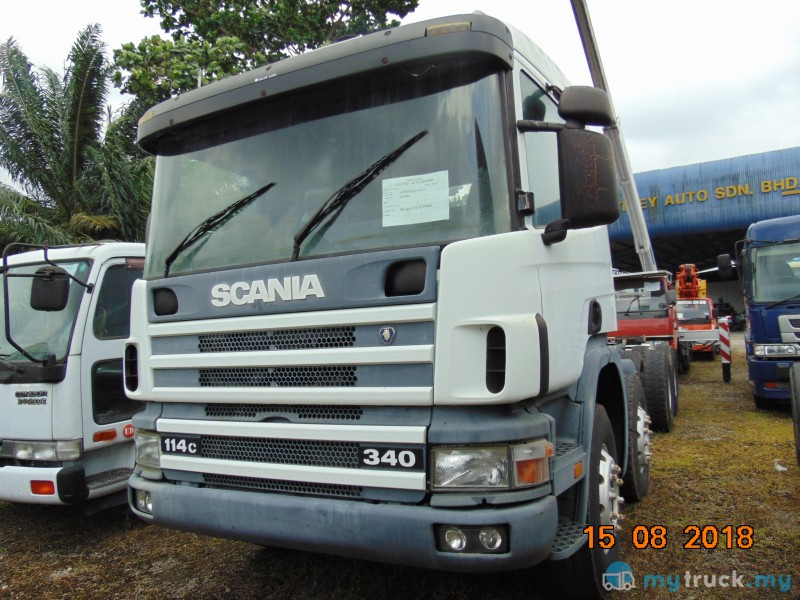 2018 Scania 340 30,000kg in Johor Manual for RM0 - mytruck my