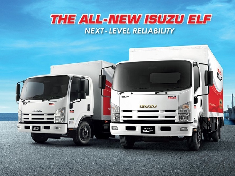 Isuzu Nseries Truck Lorry Van Workshop Service Repair Manual Wiring
