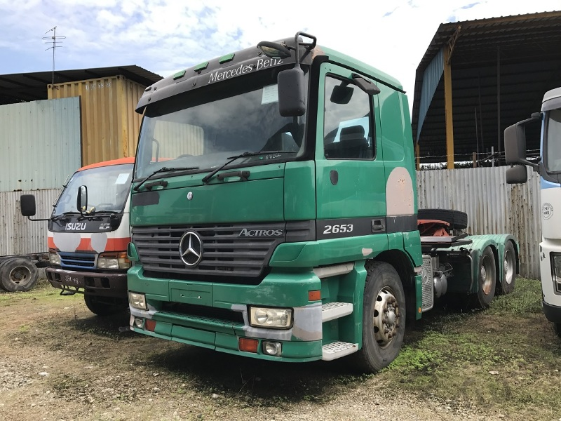 Mercedes-Benz Trucks for Sale in Malaysia - mytruck.my