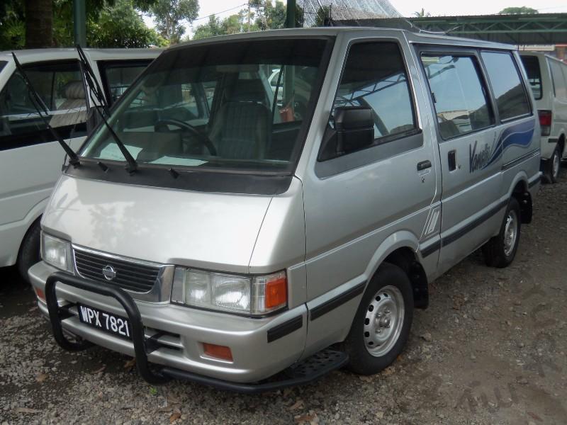 2006 nissan vanette c22 2 000kg in johor manual for rm28 000 rh mytruck my Nissan Caravan 2002 Nissan Vanette